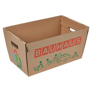 BAUHAUS Verpackungskarton