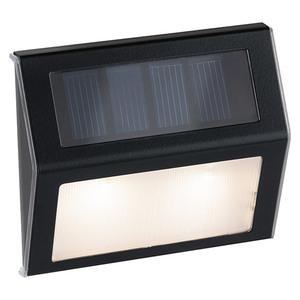 Paulmann LED-Solar-Außenwandleuchte Dayton