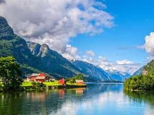 Norwegische Fjorde - Kreuzfahrt