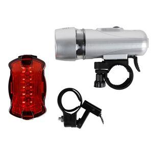 Eaxus Universal LED-Fahrrad-Beleuchtungsset