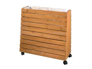 PARKSIDE®  Hochbeet, mobil, mit 2 Ebenen, 30 l Pflanzenvolumen, aus Spießtannenholz