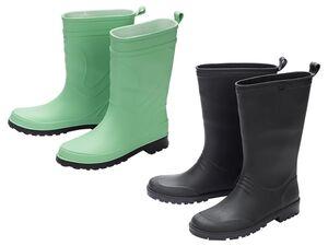 FLORABEST  Regenstiefel Damen, mit auswechselbarer Einlegesohle, wasserdicht, UV-beständig
