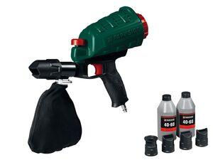 PARKSIDE® Druckluft-Sandstrahlpistole »PDSP 1000«, 0,9 l Tank, inklusive 4 Aufsätzen