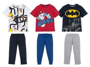 Pyjama Jungen, mit Baumwolle