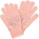Bild 1 von Damen Handschuhe mit Strasssteinchen