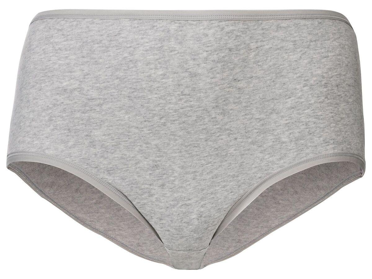 Bild 4 von ESMARA® Lingerie Slip Damen, 5 Stück, enthält Baumwolle und Elasthan