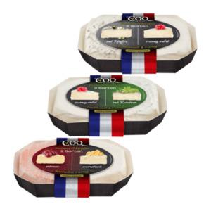 COQ DE FRANCE     Premium-Weichkäse