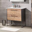 Bild 1 von Bad-Waschtisch Living Style Milano, inkl. Keramik-Waschbecken