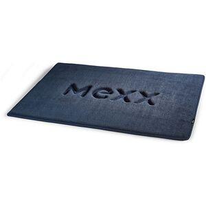 MEXX Fußmatte, ca. 50 x 80 cm - blau