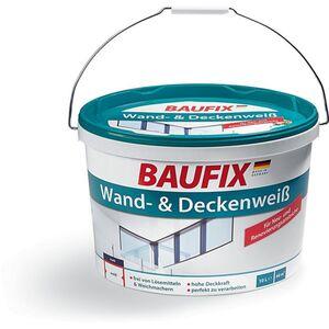 Baufix Wand- und Deckenweiß, 10 Liter