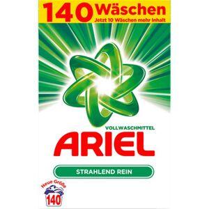 Ariel Vollwaschmittel Pulver 140WL