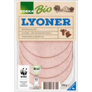 EDEKA Bio Lyoner