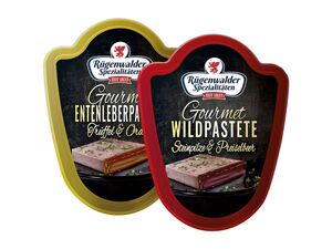 Rügenwalder Spezialitäten Gourmet-Pastete