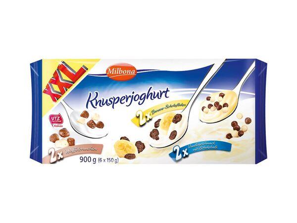 Knusperjoghurt XXL-Packung