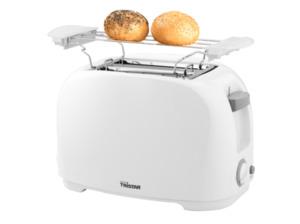 TRISTAR BR-1013 Toaster in Weiß