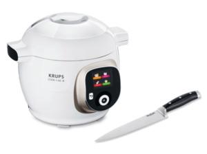 KRUPS CZ7101.MS Cook4Me+ Multikocher