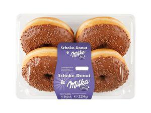 Milka-Donuts