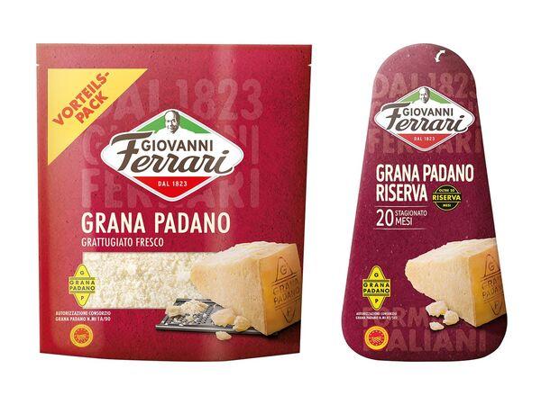 Giovanni Ferrari Grana Padano Von Lidl Ansehen