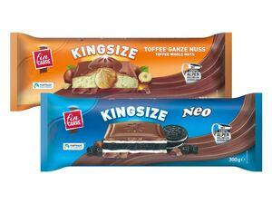 Tafelschokolade, Kingsize