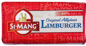 ST. MANG  Original Allgäuer Limburger oder Rubius