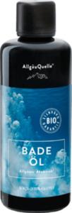 AllgäuQuelle Badeöl Atemwohl Minze, Zeder, Cajeput