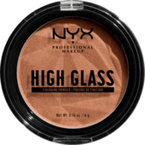 NYX PROFESSIONAL MAKEUP Puder High Glass Finishing Powder Deep 03