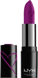 NYX PROFESSIONAL MAKEUP Lippenstift Shout Loud Satin Lipstick Emotion 22
