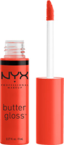 NYX PROFESSIONAL MAKEUP Lipgloss Butter Orangesicle 37