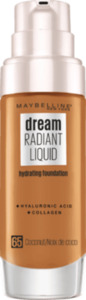 Maybelline New York Dream Radiant Liquid Make-Up 65 Coconut