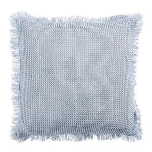 KISSENHÜLLE Blau 45/45 cm