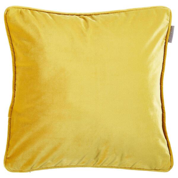 KISSENHÜLLE Goldfarben 50/50 cm