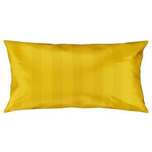 KISSENHÜLLEN-SET Goldfarben 40/80 cm