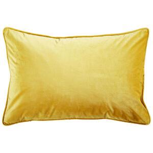 KISSENHÜLLE Goldfarben 40/60 cm