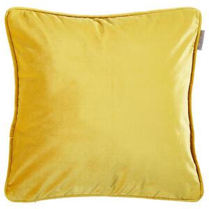 KISSENHÜLLE Goldfarben 40/40 cm