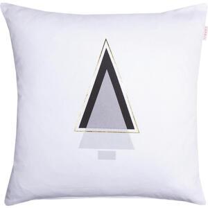 KISSENHÜLLE Grau, Schwarz, Weiß, Goldfarben 45/45 cm