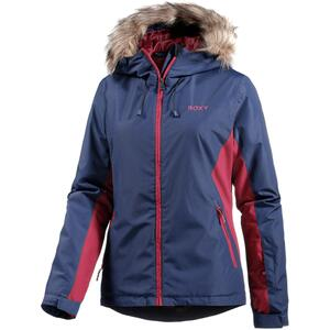 Roxy Winter White Snowboardjacke Damen