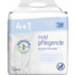 Penaten Mild pflegende Reinigungstücher 4+1x 56 Stück