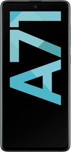 Galaxy A71 Smartphone prism crush blue