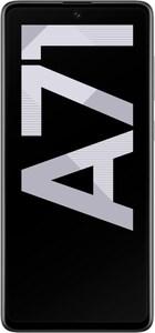 Galaxy A71 Smartphone prism crush silver