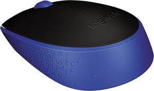 Wireless Mouse M171 Kabellose Maus blau