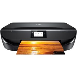 HEWLETT PACKARD Envy 5020 All-in-One Drucker, 5,5 cm Mono Touchscreen, Drucken, Kopieren, Scannen mit einem Gerät, Wireless Direkt Technologie, HP ePrint, Apple Airprint™