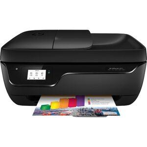 HEWLETT PACKARD OfficeJet 3833 All-in-One Drucker, 5,5 cm (2,2'') Display, Drucken, Kopieren, Scannen und Faxen mit einem Gerät, für Ihr PC, Smartphone und Tablet