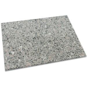Granit Schneidebrett beige-grau 40 x 30 x 1,5 cm