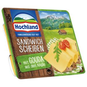 Hochland Sandwich Scheiben Gouda