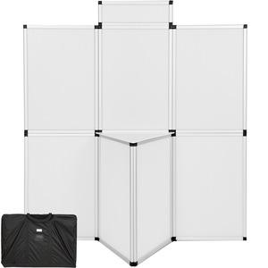 Messewand 200x180cm weiß