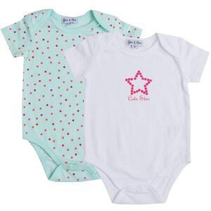 Baby Body 2er Pack für Mädchen