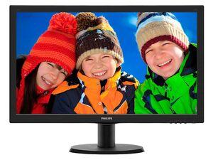 PHILIPS Monitor 243V5LHSB/00 Full HD