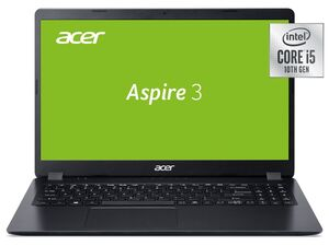 "acer Aspire 3 A315-54-58ZK 15,6"" Zoll FHD Laptop (10th Gen Intel Core i5/8GB RAM/1TB SSD/Windows 10 Home 64 Bit/Intel® UHD Graphics)"