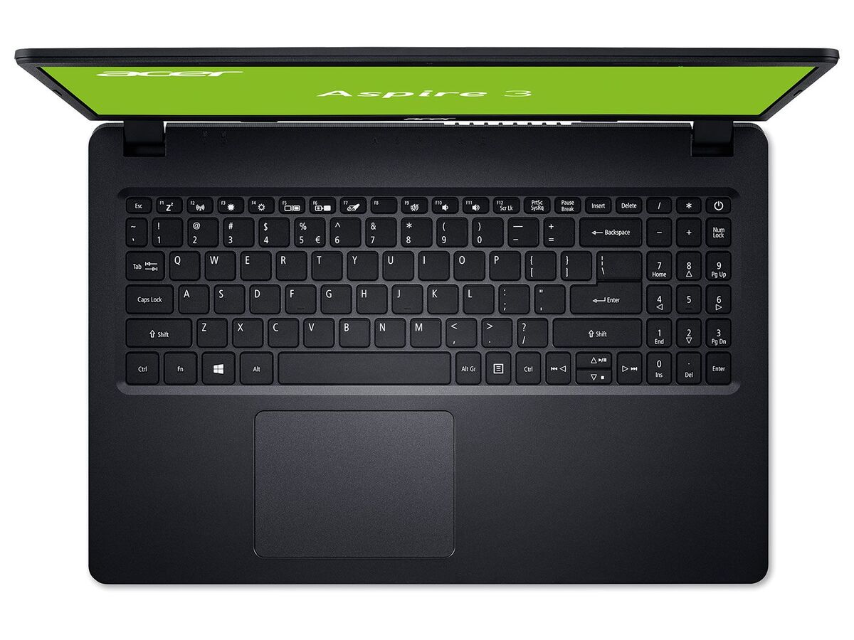 "Bild 5 von acer Aspire 3 A315-54-58ZK 15,6"" Zoll FHD Laptop (10th Gen Intel Core i5/8GB RAM/1TB SSD/Windows 10 Home 64 Bit/Intel® UHD Graphics)"