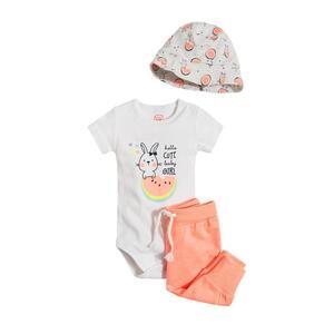 Baby Set 3-teilig für Mädchen